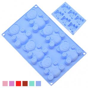 Форма для запікання STENSON ST-3015, 6шт''Барні'' кекс-упаков.\силікон 1